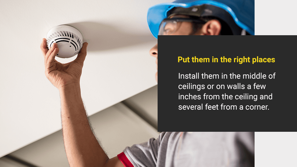 fire alarm safety check