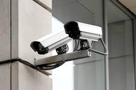 security cameras bulky